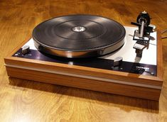 TD-160 - the classic Thorens turntable