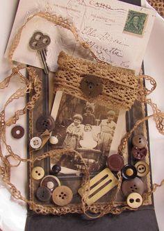 vintage supplies - adore this photo