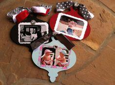 ornament frames $21.00