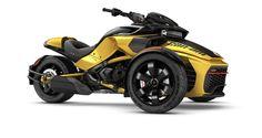 2017 Can Am Spyder F3-S Daytona 500 Edition