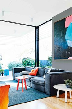 Brighten your world: fresh new ways with colour. From the April 2016 issue of Inside Out magazine. Styling by Heather Nette King. Photography by Lisa Cohen. Available from newsagents, Zinio,www.zinio.com, Google Play, https://play.google.com/store/newsstand/details/Inside_Out?id=CAowu8qZAQ, Apple's Newsstand, https://itunes.apple.com/au/app/inside-out/id604734331?mt=8&ign-mpt=uo%3D4, and Nook.