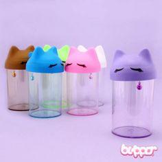 Sleeping Neko Bottle - Small