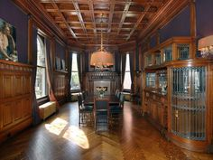Vintage interiors Brooklyn New York Lincoln Place bro...