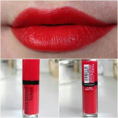 BOURJOIS ROUGE VELVET- HOT PEPPER CLEARENCE SALE
