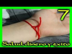 PON UN HILO ROJO EN TU MANO IZQUIERDA Y MIRA LO QUE SUCEDE!! - YouTube