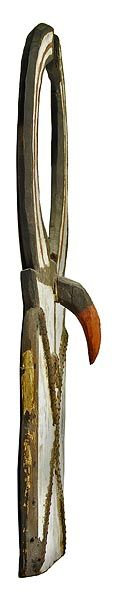 Toussian Mask 1, Burkina Faso