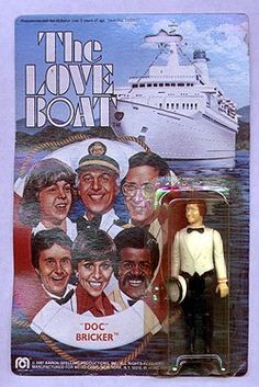 Doc Love Boat | mego released doc bricker in 1981 as part of the love boat series ...