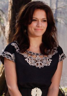 'Guiding Light' veteran, Bethany Joy Galeotti, portrayed Michelle Bauer Santos, the product of a one-night stand, on the daytime soap for two years.