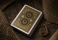 Vintage Style Playing Cards