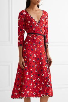Wrap Dress Outfits - How To Style Summer Wrap Dresses