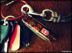 https://flic.kr/p/KVwVX7 | Today's edc keychain pocket duty | Victorinox…