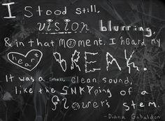 Heartbreak-Quote Art 1 by ~MaddyLion7 on deviantART