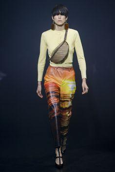 Balenciaga Spring 2018 Ready-to-Wear  Fashion Show Collection
