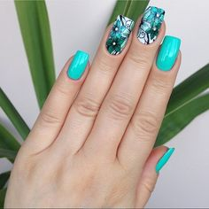 Elvira aka @elle_nail wearing 'Chillax, Tiffany + Enchanting' ❤️❤️thank you :) Nail Art Technique: Reverse Stamping ⭐You'll find - That Remover + Those Wipes + MoYou London + Liquid Palisade + NailVinyls + Nail Butter + Creative Shop BIG Stamper + MILV Nail decals (launching soon) available via PP on-line link in bio
