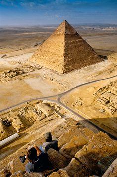 Los constructores de Egipto · National Geographic en español. · Grandes reportajes