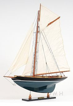 Pen Duick Wooden Sailboat Model $172.00 ON SALE $159.00