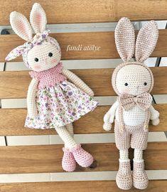 Crochet Toys Patterns, Stuffed Toys Patterns, Crochet Crafts, Pattern Cute, Free Pattern, Cute Toys, Chrochet, Crochet Animals, Handmade Toys