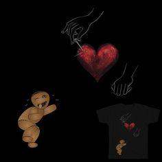 """Voodoo Failure"" - Personal work - Dec 2015 - T-shirt or post card purpose"