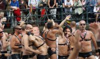 Amsterdam Gay Pride, Canal Parade 3 August 2013