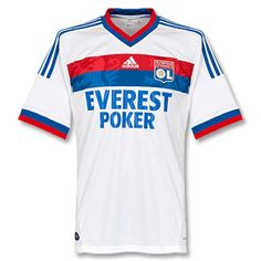 Olympique Lyon Home Jersey