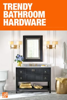 Shop Our Selection Of Bathroom Hardware In The Bath Department At The Home  Depot.