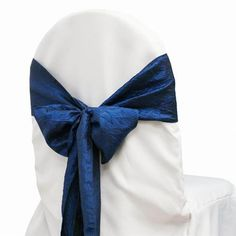 entire website with really cheap decorations. this is the Navy Blue Taffeta Sash