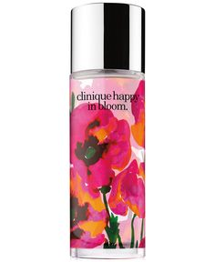 Clinique Happy in Bloom Perfume Spray - Perfume - Beauty - Macy's