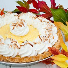 Coconut Cream Pie | Real Mom Kitchen