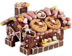 明治 ミルクチョコレートの家