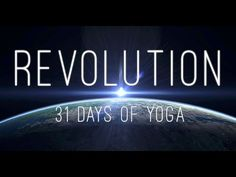 Sign up at http://revolution.yogawithadriene.com to get the downloadable calendar and Daily email! Instagram @adrienelouise Twitter @YogaWithAdriene Facebook...