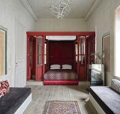 Chez la decoratrice Asli Tunca, Istanbul