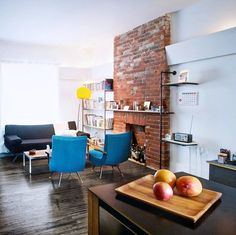 Stylish Apartment Living Interiors Misc Pinterest