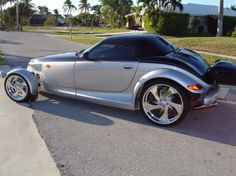 Ideas for my new Street Rod: Plymouth Prowler