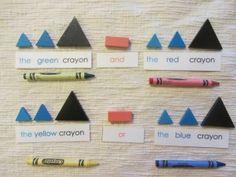 Grammar Symbol Boxes - A Delightful Addition to Your Classroom! - Montessori for Everyone - Montessori Blog