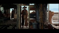 "Still from ""Once Upon a Time in the West"". Director of photography, Tonino Delli Colli."