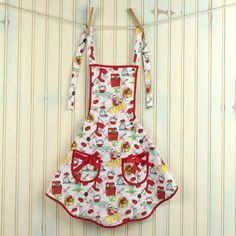 Vintage Kitchen Children's Ava Apron