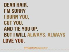 For all the hair dressers