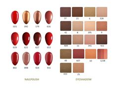Image result for soft autumn makeup colors