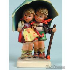 hummel figurines value list | Humble Hummels | Kovels.com