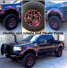 Love the muddy girl camo