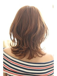 Pin on ヘアカタログ Pin on ヘアカタログ Medium Hair Cuts, Long Hair Cuts, Medium Hair Styles, Long Hair Styles, Short Shag Hairstyles, Layered Haircuts, Japanese Hairstyle, Cut And Style, Hair Dos