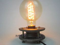 37.05$  Know more  - Loft Edison American Industrial Vintage Wrought Iron Water Pipe Decoration Desk lamp lighting Table Light Study Light Cafe Bar