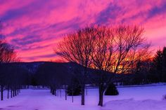Photo credit to Barbara Halvorson Cold Fusion, Winter Scenery, Photo Credit, Celestial, Sunset, Outdoor, Outdoors, Sunsets, Outdoor Games