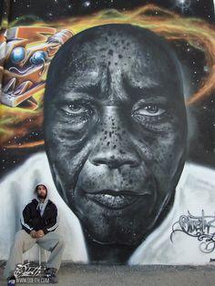 ODEITH http://www.widewalls.ch/artist/odeith/ #Odeith #graffiti #streetart #murals