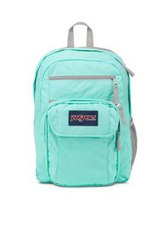 Jansport  Digital Student Backpack -Turquoise