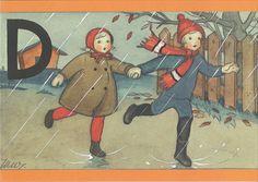 Martta Wendelin 61245 | par marja2006-offers Childrens Christmas, Christmas Art, Childrens Books, Baby Art, Black And White Pictures, Book Illustration, Vintage Children, Martini, Finland