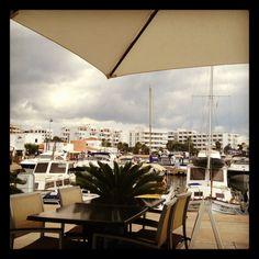 Puerto de Santa Eulalia Ibiza