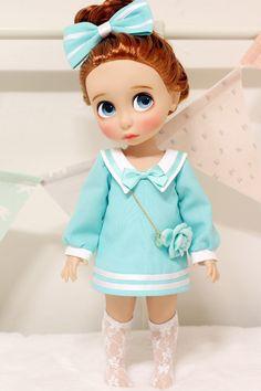 에지님 리페인팅 + 삐뽀님 헤어관리 : 네이버 블로그 | Disney Animator doll