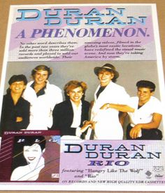 """Duran Duran Revisits RIO"" http://duran.io/1H7kYBV #Duraniversary"