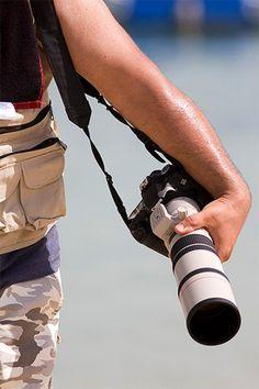 How to choose a camera lens.